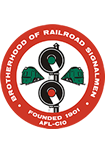 Brotherhood of Railroad Signalmen (BRS) Logo