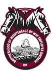 Brotherhood of Maintenance of Way Employes Division (BMWED) Logo